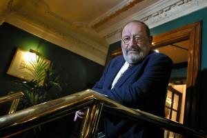 Umberto Eco, en una imagen de archivo. John Downing (El País)